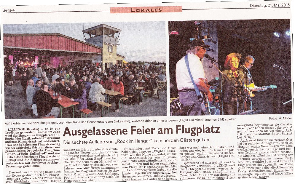 Pegnitzzeitung 21.05.2013